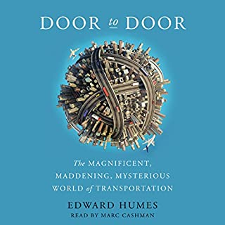 Door to Door audiobook cover art