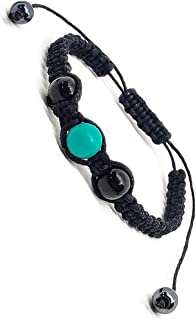 The Bling Stores Reiki Healing Turquoise With Magnetic Beads Stone Bracelets For Men And Women In Stylish Latest Fancy Design