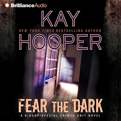 Fear the Dark audiobook cover art