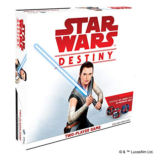 Fantasy Flight Games Star Wars Destiny: Two-Player Game Multi, Standard