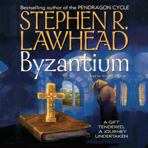 Byzantium audiobook cover art