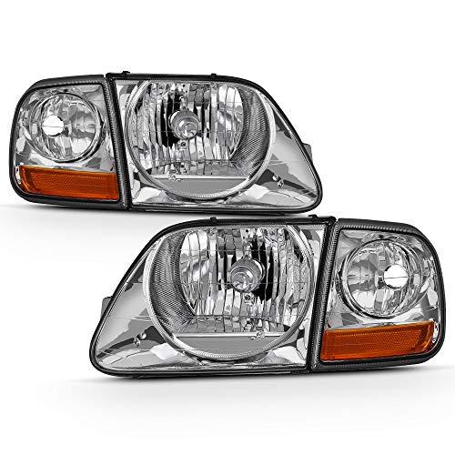 01 ford f150 headlights - 4