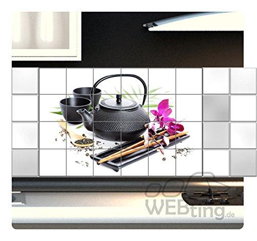 IMMAGINE su piastrelle adesive, decorazione mattonelle adesivi piastrelle Poster cucina bagno n. 94