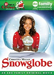 Snowglobe one the Best Christmas Disney Movies on Amazon