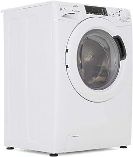 Candy 9 Kg Wash & 6 Kg Dry Washer Dryer, White - GCSW496T-80 1 Year Warranty.