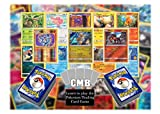 100 Pokemon Card Lot Plus 20 Foil Cards and CMB Learn to Play Pokemon Instructions