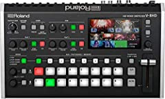 8-channel (video)/18-channel (audio) Digital Switcher with Multi-viewer Display Automated Video Switching Start Stop Atmos Recding Remote Control Capability 5 Composition Layers
