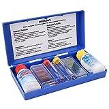 Fdit PH Kit de Prueba de Calidad de Agua de Cloro Piscina Caja de Prueba de pH Tester Caja de Prueba de Agua