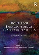 routledge encyclopedia of translation studies 2nd edition