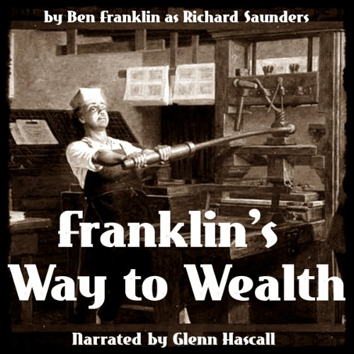 Franklin's Way to Wealth audiobook cover art