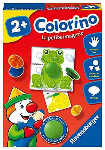Ravensburger- Colorino-La Petite imagerie Jeu éducatif, 4005556207978