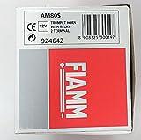 Immagine 1 coppia trombe clacson fiamm am80s