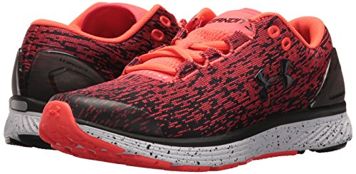 Under Armour Charged Bandit 3 Junior Running Shoes - J5.5 Black