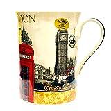 Londra, tazza in confezione regalo, Fine Bone China