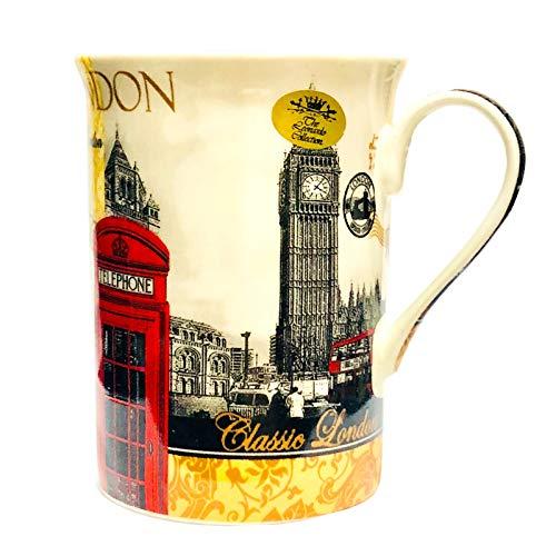 Mug Tasse en porcelaine anglaise Londres