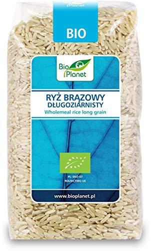 Langkörniger Brauner Reis (glutenfrei) BIO 500 g - BIO PLANET