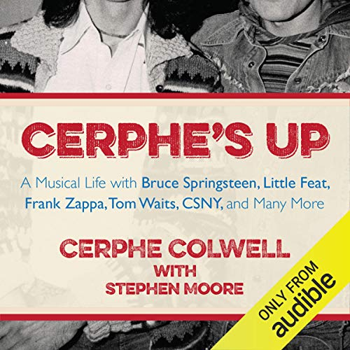 Cerphe's Up audiobook cover art