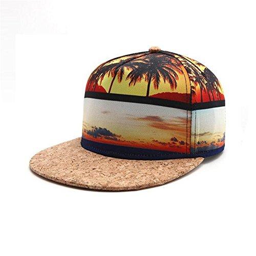 Chlyuan Baseball Kappe Im Frühjahr und im Sommer tragen Männer und Frauen Hüte in den Hüten. Klassischer Sport-beiläufiger Sonnenhut