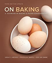 On Baking (Update) Plus MyLab Culinary with Pearson eText -- Access Card Package (3rd Edition)