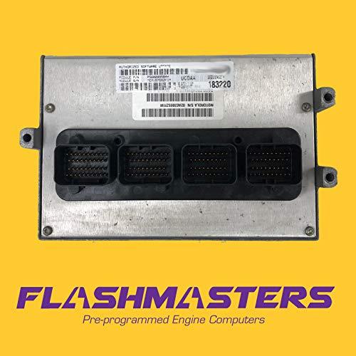 Flashmasters 2005 Compatible for Dodge Ram 1500 4.7L ECU ECM PCM 56028941Programmed to Your VIN