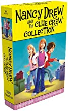 The Nancy Drew and the Clue Crew Collection: Sleepover Sleuths; Scream for Ice Cream;..