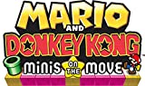 Mario and Donkey Kong:  Minis on the Move - 3DS [Digital Code]