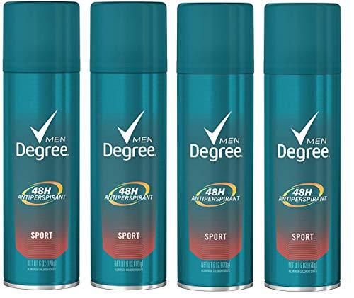 Top degree deodorant men artic edge time released for 2020