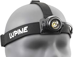 Lupine Lighting Systems Neo X4 SmartCore Headlamp System, 900 Lumens with 3.3 Ah SmartCore battery (2018 Model)