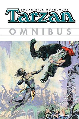 Edgar Rice Burroughs' Tarzan Omnibus Volume 1 (Edgar Rice Burroughs's Tarzan Omnibus) (English Edition)