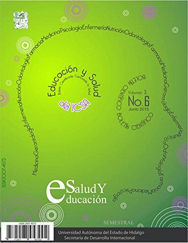 Boletín Científico - Educación y Salud No. 6