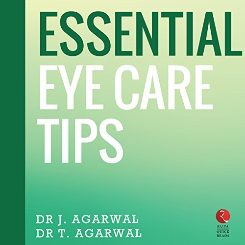 Essential Eye Care Tips (Rupa Quick Reads) cover art