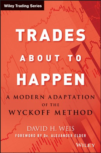 Trades About to Happen: A Modern Adaptation of the Wyckoff Method (Wiley Trading Book 444)