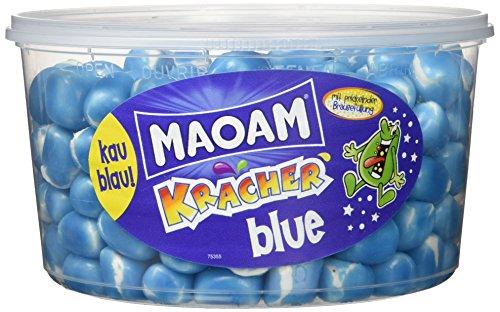 Maoam Haribo Kracher blue, 1er Pack (1 x 1200 g)