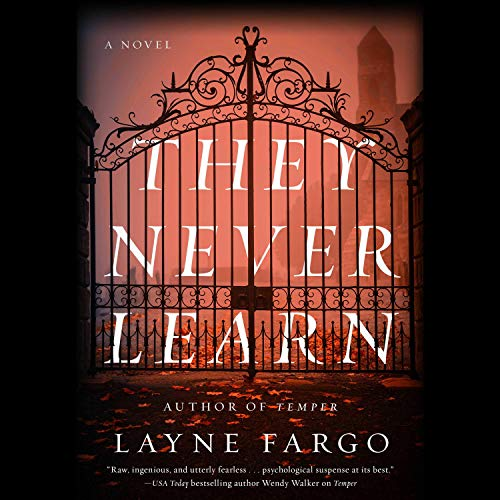 They Never Learn cover art