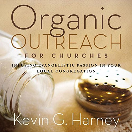 Organic Outreach for Churches audiobook cover art