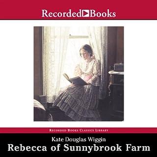 Rebecca of Sunnybrook Farm audiobook cover art