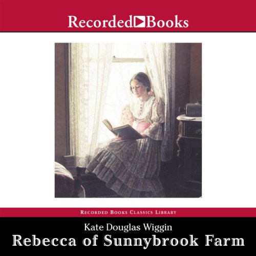 Rebecca of Sunnybrook Farm audiobook cover art
