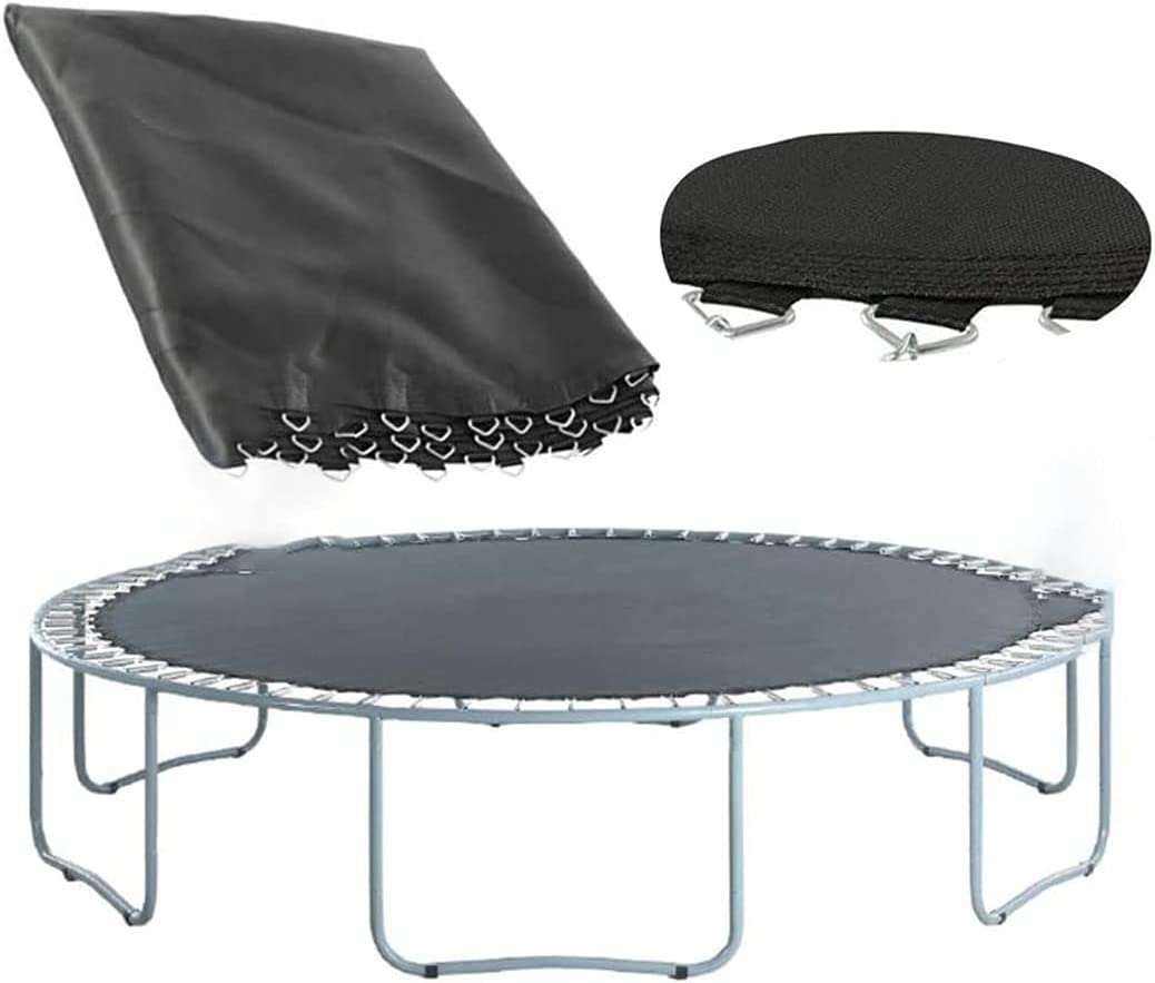 GXLO Trampoline Easy-to-use Replacement Ranking TOP7 Jumping Mat V-Rings with Spring Cove