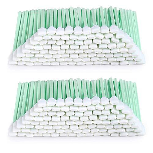 Domilay 200 Unids 5.11 Pulgadas Bastoncillos de Esponja de L