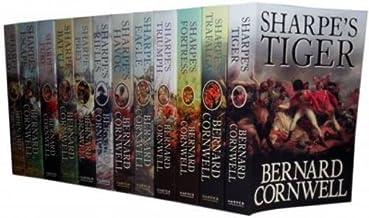 Sharpe's War Collection: Includes Sharpe's Battle, Sharpe's Eagle, Sharpe's Escape, Sharpe's Fortress, Sharpe's Fury, Shar...
