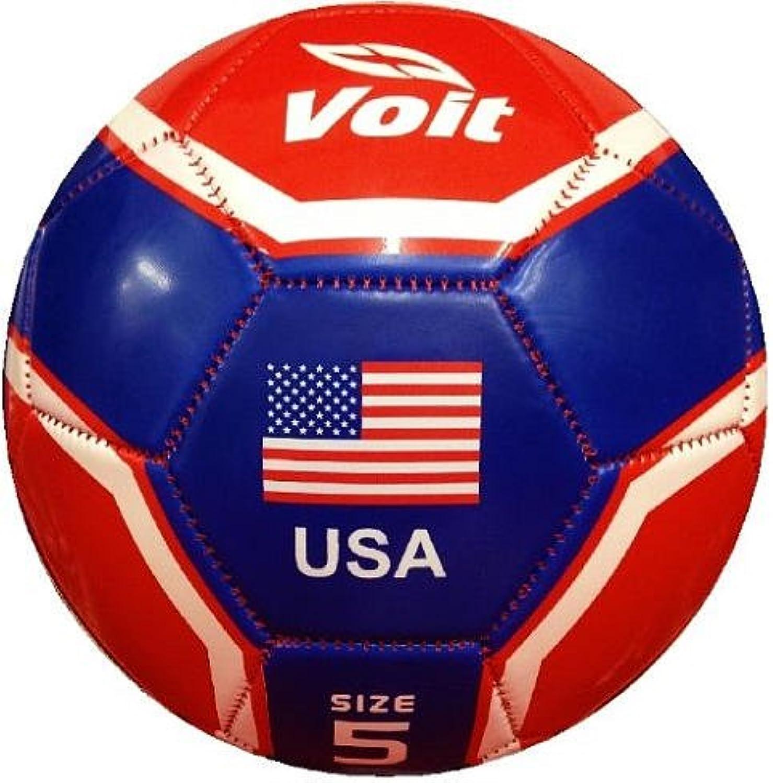 Entrega gratuita y rápida disponible. Voit Copa Copa Copa del Mundo balón de fútbol Estados Unidos tamaño 5  nueva marca