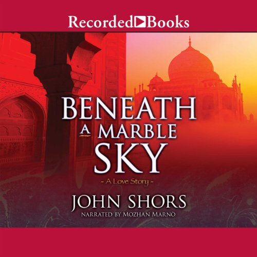 Beneath a Marble Sky audiobook cover art