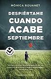 Despiértame cuando acabe septiembre (Best seller / Thriller)