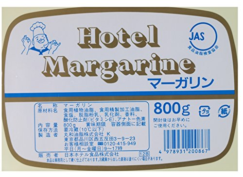 丸和油脂『ホテルマーガリン』