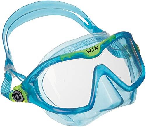 Aqua Lung Mix, Ms154125 Unisex Bimbi, Azzurro, S