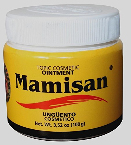 MAMISAN 100g (3.5 Oz) El Original unguento Mamisan pomada