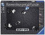 Ravensburger 15260 Krypt 15260-Krypt Black-Erwachsenenpuzzle