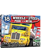 18 Wheels of Steel: Pedal to the Metal (Jewel Case) - PC