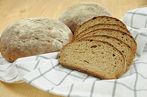 Brotbackmischung Rustikus – 1 kg - 3