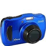 Coleman 20.0 Mega Pixels Waterproof HD Digital Camera with 4X Optical Zoom